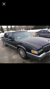 1991 Cadillac Fleetwood FWD 140K