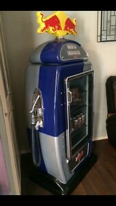 Redbull Gas Pump Fridge For Sale Edmonton Edmonton Area image 3