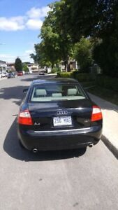 Audi A4 1.8T 2004 AWD with winter tires West Island Greater Montréal image 4