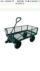 Looking for a metal cart