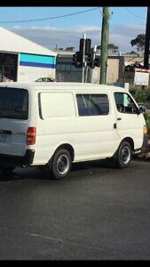 Camper or work van