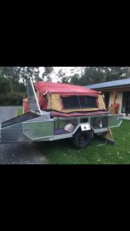 Off Road GIC Camper Trailer- Near New