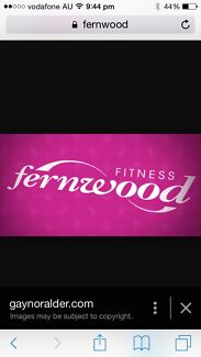 Fernwood gym membership Ryde Ryde Area Preview