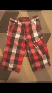 Boys clothes. Sizes 12-16. Shorts, DC, boots