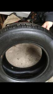2 pneus 4 saisons 205/60R15