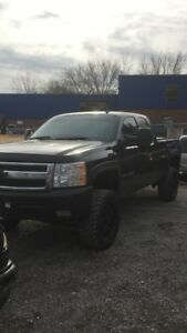 2009 Chevy Silverado lifted