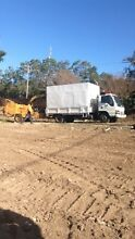 Arbor Tree Care- wood chipper hire- mulcher hire Epping Ryde Area Preview