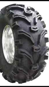 (WANTED)Tires for Honda trx300 25-11-9