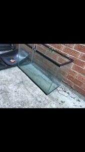Fish tank aquarium large size tank $50