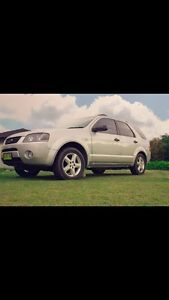 FORD TERRITORY 04 MUST SELL ASAP!!! NEEDS WORK Redhead Lake Macquarie Area Preview