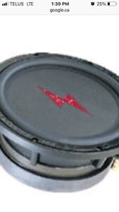 Looking for a PPI flat piston subwoofer