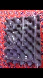 Aquarium inlet and outlet glass tubes ADA Japan