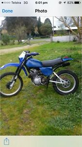 Dr 250 in Yamaha frame Elmhurst Pyrenees Area Preview