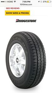 Bridgestone Dueller  H/T  $ 500