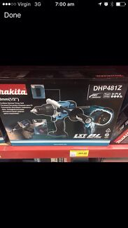 For sale makita brand new hammer drill DHP 481zk Skin only