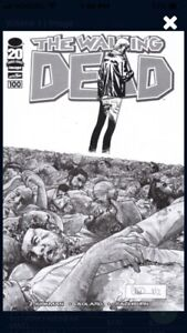 Looking for Walking Dead variant 100