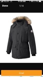 Alpinetek 90% Down Jacket