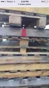 Timber Pallets Erskineville Inner Sydney Preview
