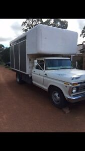 Horse crate to suit LWB F350 Murrumbateman Yass Valley Preview