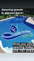 Swimming Pool Opening Service