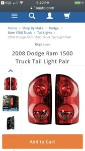 Looking for 2008 ram taillights