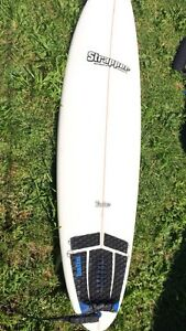 Strapper Cruiser 6'8 surfboard and board bag Altona Meadows Hobsons Bay Area Preview