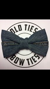 Custom and unique bow ties! Hand made in Canada