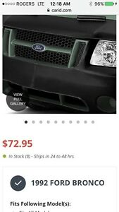 FORD CUSTOM FRONT COVER Windsor Region Ontario image 1