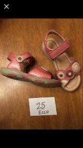 Sandales Ecco grandeur 25