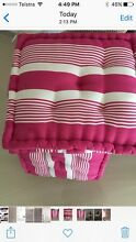 New set of 6 cushion stripe Whittlesea Whittlesea Area Preview