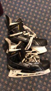 Mx3 skates senior 9.5D