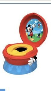 Mickey Mouse Magical Sounds Potty System