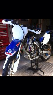 Yamaha YZ250F Victoria Point Redland Area Preview