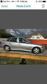 Wanted: Holden Vectra