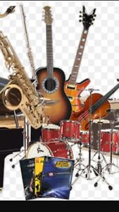 Looking for free or up to $100.00 fo working musical instruments