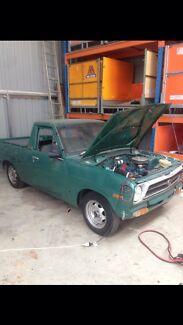 Datsun 1200 ute Lilydale Yarra Ranges Preview