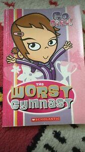 Go girl the worst gymnast