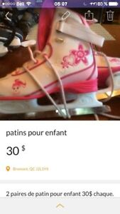 Patin fille 4
