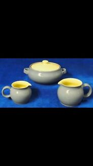 Wanted: Denby Stoneware (dove grey and yellow)