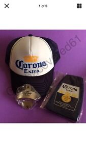 Corona Extra Beer collectables merchandise gift packs Soldiers Hill Ballarat City Preview