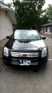 Ford Fusion se v6 part out