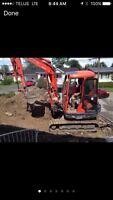 Tractor Harry Excavation