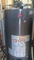 Hot Water Tank Replacements