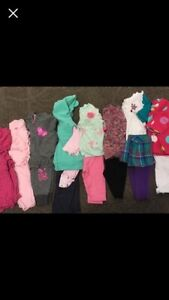 Girls outfits 0-3, 3 months