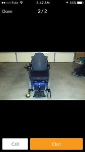 WANTED.MOTORIZED WHEELCHAIR