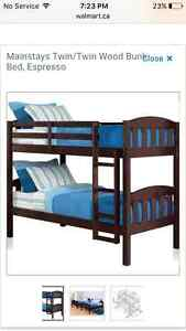 Looking for wooden bunk beds