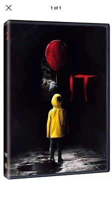 It   Dvd 2017   New  Drama  Horror  Thriller