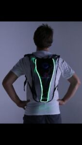 Electric Styles Hydration Backpack