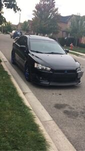 Mitsubishi Lancer loaded with Navigation, financing available