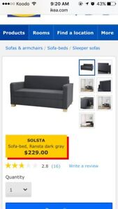Solsta Ikea Couch